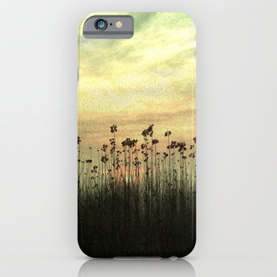 Into the sunset iPhone & iPod Case