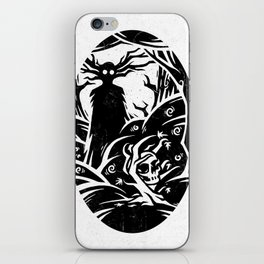 The Beast, The Voice of The Night iPhone Skin