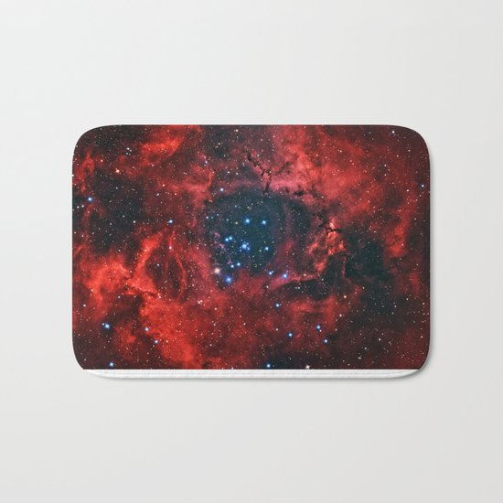 Star Cluster Bath Mat