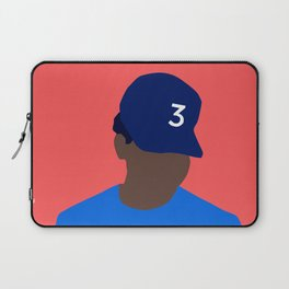 Chance // Colouring Book Laptop Sleeve