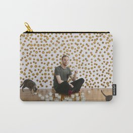Cookies and Cats Carry-All Pouch