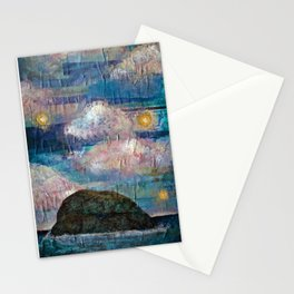 Imaginary Landscapes: New Horizons Stationery Cards