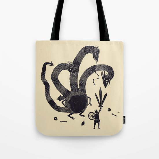 hydra(dark) Tote Bag