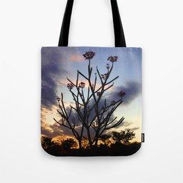 Flor de los Ancianos Tote Bag