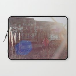 Through The Gate-Film Camera Laptop Sleeve