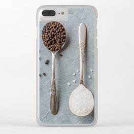 Essentials Clear iPhone Case