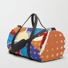 Sun weather Duffle Bag