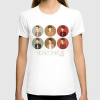 tegan and sara T-shirts featuring Tegan and Sara: Heartthrob collection by Cas.