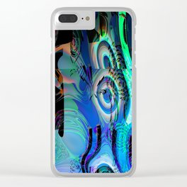 Daily Design 65 - Sublimation Clear iPhone Case