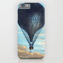 Le Ballon by Imprimeur E. Pichot iPhone Case