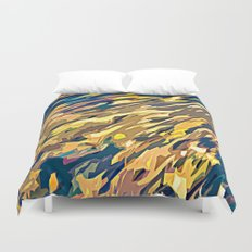BOLD ABSTRACT Duvet Cover