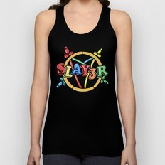 Slayer—For Kids! Unisex Tank Top