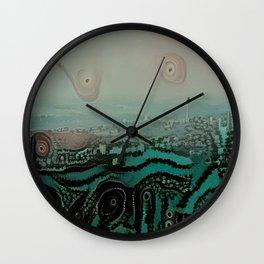 Nuremberg Approach Wall Clock