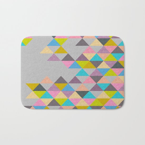Completely Incomplete Bath Mat