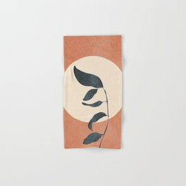 Summer Leaves Hand & Bath Towel