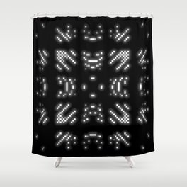 Lightyears Shower Curtain