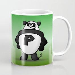 Panda Power Coffee Mug