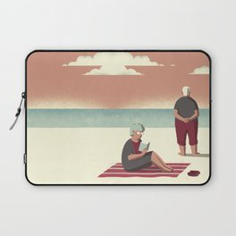 Day Trippers #10 - Sunset Laptop Sleeve