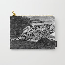 Cheetah Carry-All Pouch