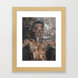 Kooper Framed Art Print