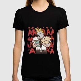 Monday Morning Screm T-shirt