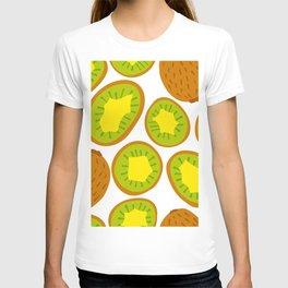 Kiwi rolling T-shirt