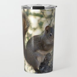 Soldotna Red Squirrel Travel Mug