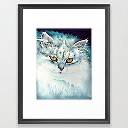 Whitney Framed Art Print