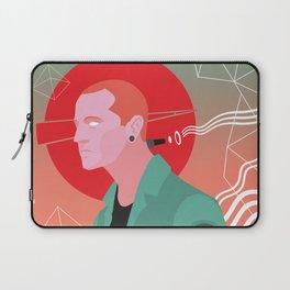 FUTURE - HYBRID - HUMAN Laptop Sleeve