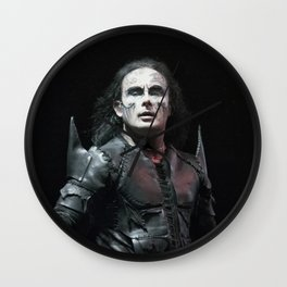 Cradle of Filth #OnStagePortrait Wall Clock