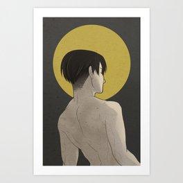 Levi: No Regrets Art Print
