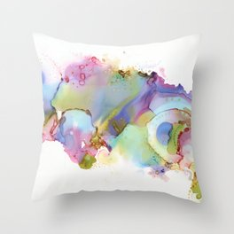 Opalescence Throw Pillow