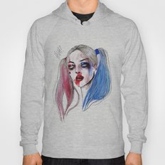 Margot as Harley quinn Fan art Hoody