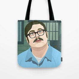 Mindhunter Ed Kemper Tote Bag