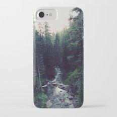 Oregon x Rainier Creek iPhone 7 Slim Case