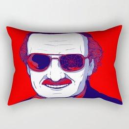 Stan Lee / Excelsior Rectangular Pillow