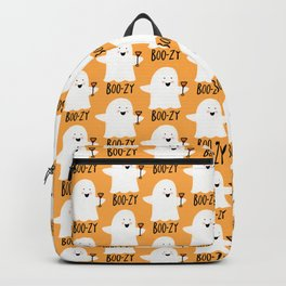 Boozy Ghost Backpack