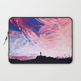 Lily of the Skies Laptop Sleeve