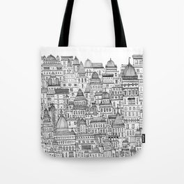 The Long Town  Tote Bag