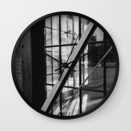 Los Angeles Arts District II Wall Clock