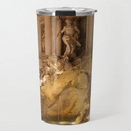 Trevi Fountain - Rome, Italy Travel Mug