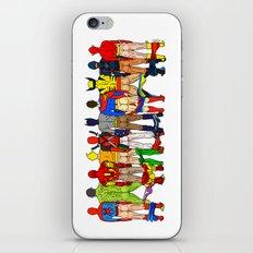 Superhero Butts LV iPhone & iPod Skin