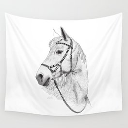 Inka horse Wall Tapestry
