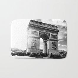 Arc de Triomphe Bath Mat