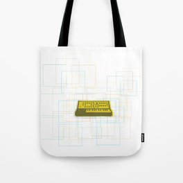 Synthesized Tote Bag