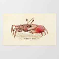 Fiddler Crab Rug