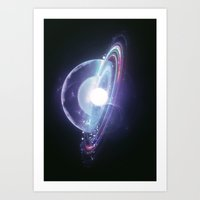 MICROCOSMIC (everyday 06.04.17) Art Print