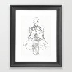 Zenyatta  Framed Art Print
