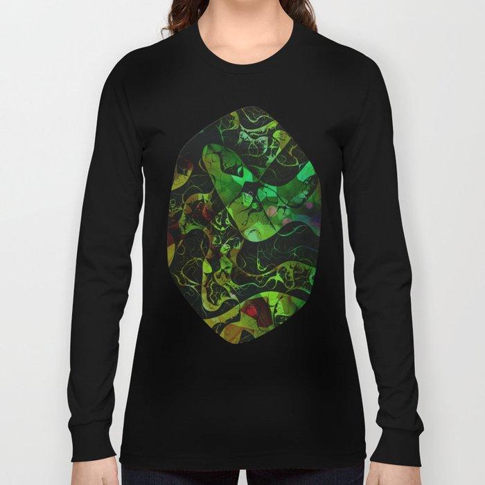 Abstract DM 03 Long Sleeve T-shirt