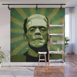 Frankenstein - Pop Art Wall Mural